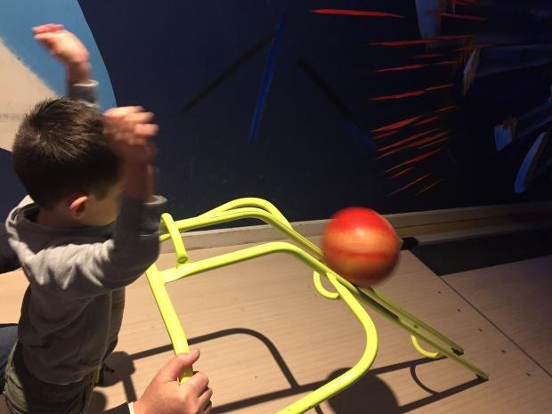 Bowling at Centre Parcs Woburn